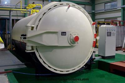 Strength - Glass Laminating Autoclave