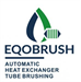 Eqobrush-Automatic Tube Cleaning System