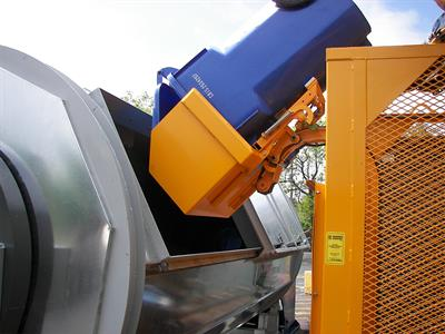 Brome - Bin Lift Composters