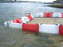 Model 0.5m - High Floodstop Barrier