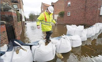 Flood Defence Solution