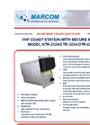 Model VHF - OTR-4224 - Coastal Transceiver Brochure