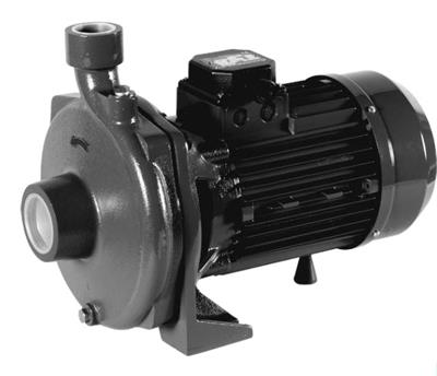 Soggia - Model SCM - Single Impeller Centrifugal Pumps