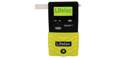 Lifeloc - Model FC10Plus - Portable Breath Alcohol Tester
