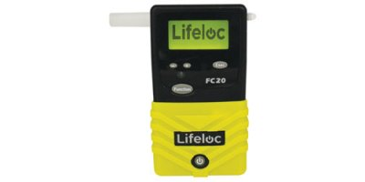Lifeloc - Model FC20 - Portable Breath Alcohol Tester