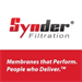 How Its Made Synder Filtration - Membrane Filters