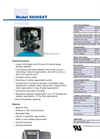 Fleck - Model 5600 SXT - Metered Water Softener Brochure