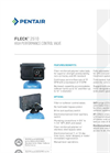 Fleck - Model 2510 SXT - Backwashing Granular Activated Carbon Filter Brochure