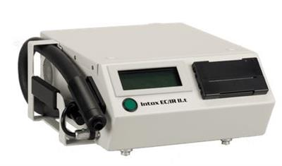 Intox - Model EC/IR II - Transportable Bench-Top Instrument