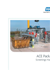 ACE Package - Screening Handling Equipment Brochure