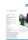 Lisep De-watering Unit Brochure