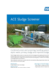 ACE - Sludge Screener- Brochure