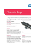 Filtramatic Macerator- Brochure