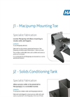 Macipump Mounting Toe- Brochure