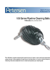 Pipeline Cleaning Balls Sizes - 5.87 to 18.25 Brochure