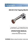 262-0312 Hydraulic Hot Tapping Machine Operations Manual