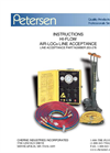 924-1304 Series Leak Detector Pressure Testing Operating Instructions - Catalog