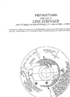 938-94 Series Line Stringer Kit Honda Engine Operating Instructions- Catalog