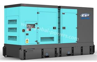 Wuxi - Soundproof Type  Generator Sets