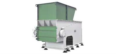 Model W - Light-duty Wood Shredders