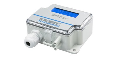 HK Instruments - Model DPT-Flow - Flow Transmitter