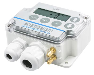 HK Instruments - Model DPI - Electronic Differential Pressure Switch