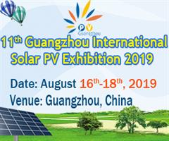 11th Guangzhou International Solar Photovoltaic Exhibition (PV Guangzhou 2019)