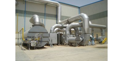 Thermal Oxidation Installation Services