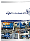 Tiger - Model HS 640 - Organic Waste Processing Machine Brochure