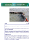 Horseshoe Weir Boom Technical Specification