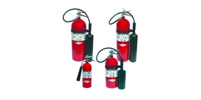 Amerex - Carbon Dioxide Stored Pressure Extinguishers
