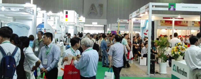 Anniversary records - analytica Vietnam continues to grow in terms of exhibitors, space and visitors