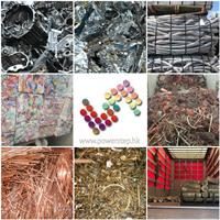 Power Step - Non-Ferrous Scrap Metal