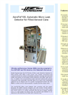 AeroFid - 100 - Automatic Micro Leak Detector for Filled Aerosol Cans Brochure