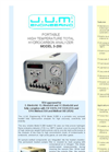 Model 3-200 - Portable High Temperature Total Hydrocarbon Analyzer Brochure
