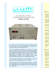 Model VE 222 Drop 2-Stream Sample Sequencer, Filter and Interface Brochure