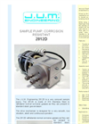 Model 2812D - Compact Sample Pump Brochure