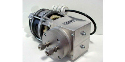 J.U.M. - Model 2812D - Compact Sample Pump
