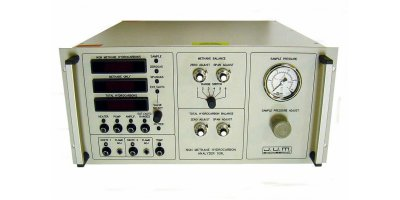 J.U.M. - Model 109L - Heated Non Methane/ Methane/ Total Hydrocarbon FID Analyzer