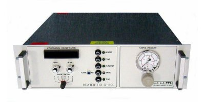 J.U.M. - Model 3-500 - High Temperature Total Hydrocarbon Analyzer
