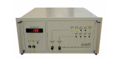 J.U.M. - Model VE 222 - Heated and Low Pressure Drop Sample Interface