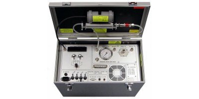 J.U.M. - Model OVF-3000 - Portable, Heated FID Total Hydrocarbon Analyzer
