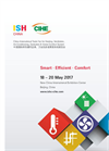 ISH China & CIHE 2017 brochure