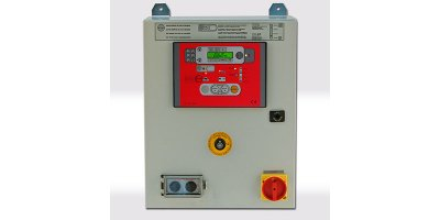 Elcos - Model NFE-1203 NFE-1206 - Automatic Control Panels