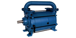 TRH - Double Or Single Stage Liquid Ring Vacuum Pumps