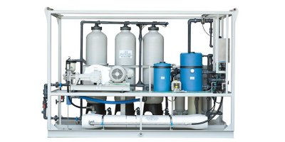 Bluecube - Reverse Osmosis Desalination Systems