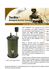 TacBio - Biological Aerosol Detector Brochure