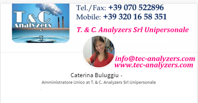 Trading & Consulting Analyzers Srl Unipersonale