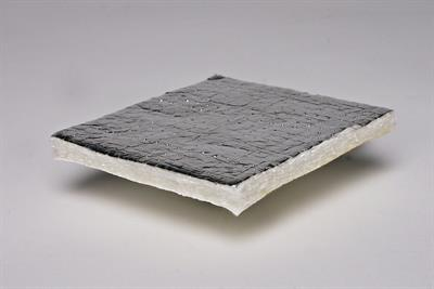 Al-Aralamino - Soundproofing, Sound-Absorption, Damping and Heat-Insulating Material