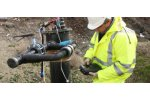Portable and fixed gas analysers for landfill perimeter monitoring
